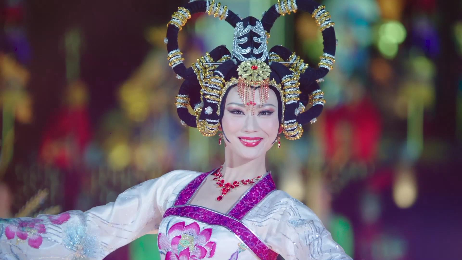 越千年 行知陕旅--故事里的陕旅